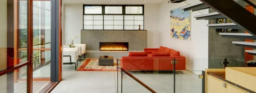 Биокамины для квартиры (50 фото): очаг в современном доме