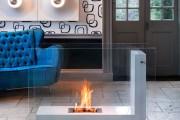 Фото 1 Биокамины для квартиры (50 фото): очаг в современном доме