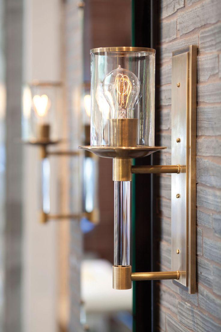 Еще один вариант - использование ламп Эдисона