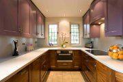 Фото 13 Фиолетовая кухня (90 фото): выбор дизайнеров — фиолетовые тона для кухни и лучшие сочетания цветов