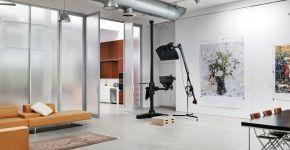 Стеклянные перегородки в квартире (50 фото): как создать прозрачную стену фото