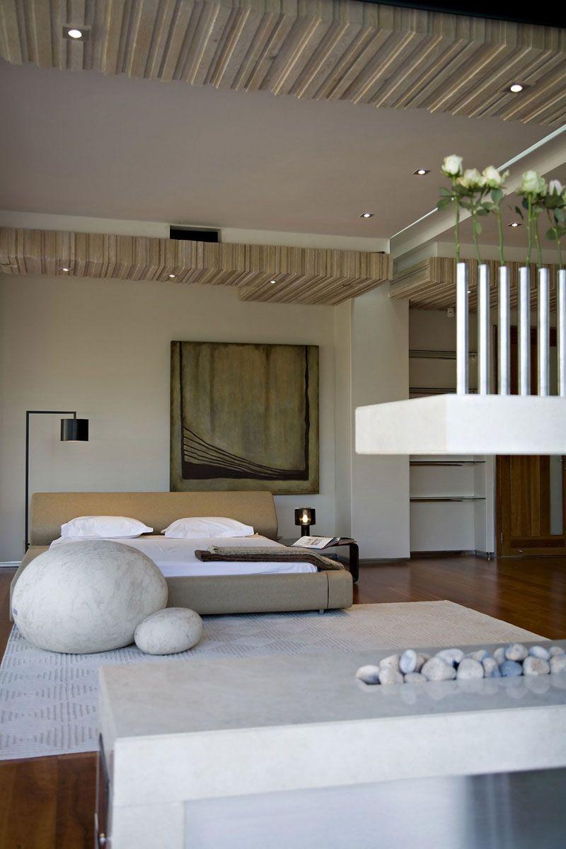Спальня в японском интерьере - место полного отдых и релаксации