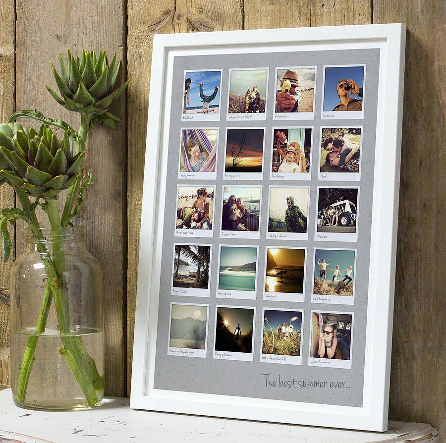 Фото, касающиеся одного события, например отпуска или свадьбы, можно разместить в одной общей раме