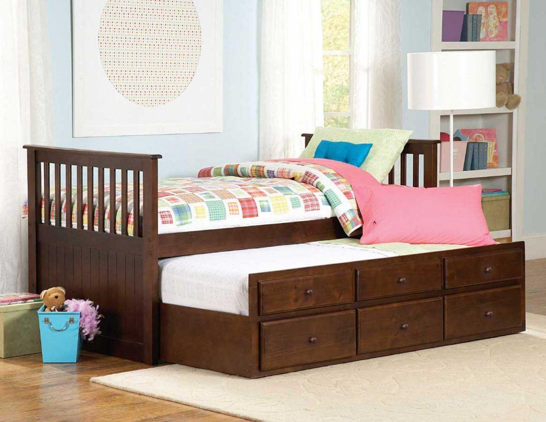 Выдвижная кровать для двоих детей (50 фото) – функциональная и компактная мебель
