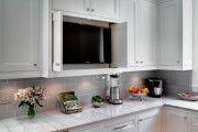 Фото 7 Телевизор на кухне (54 фото): выбираем и устанавливаем правильно