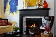 Фото 8 Биокамины для квартиры (50 фото): очаг в современном доме