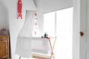 Фото 5 Балдахин на детскую кроватку (57 фото): защитим сон ребенка