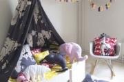 Фото 28 Балдахин на детскую кроватку (57 фото): защитим сон ребенка