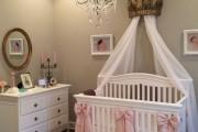 Фото 32 Балдахин на детскую кроватку (57 фото): защитим сон ребенка
