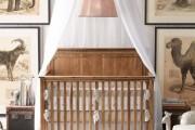 Фото 35 Балдахин на детскую кроватку (57 фото): защитим сон ребенка