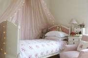 Фото 8 Балдахин на детскую кроватку (57 фото): защитим сон ребенка