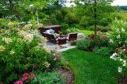 Фото 38 Цветы на даче (60 фото): создаем райский уголок