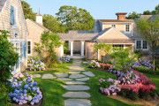 Фото 9 Цветы на даче (60 фото): создаем райский уголок
