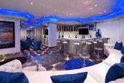 Фото 24 Двухуровневые потолки из гипсокартона (51 фото): технология монтажа