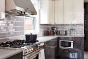 Фото 28 Фиолетовая кухня (90 фото): выбор дизайнеров — фиолетовые тона для кухни и лучшие сочетания цветов