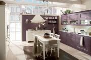 Фото 11 Фиолетовая кухня (90 фото): выбор дизайнеров — фиолетовые тона для кухни и лучшие сочетания цветов