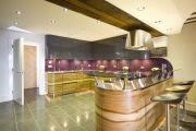 Фото 23 Фиолетовая кухня (90 фото): выбор дизайнеров — фиолетовые тона для кухни и лучшие сочетания цветов