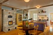 Фото 19 Фиолетовая кухня (90 фото): выбор дизайнеров — фиолетовые тона для кухни и лучшие сочетания цветов