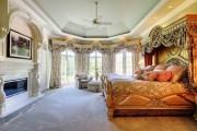 Фото 11 Спальни в классическом стиле (60 фото): роскошь, блеск и комфорт