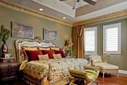 Фото 12 Спальни в классическом стиле (60 фото): роскошь, блеск и комфорт