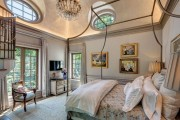 Фото 14 Спальни в классическом стиле (60 фото): роскошь, блеск и комфорт