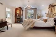 Фото 16 Спальни в классическом стиле (60 фото): роскошь, блеск и комфорт