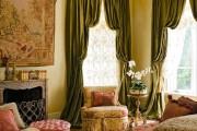 Фото 7 Спальни в классическом стиле (60 фото): роскошь, блеск и комфорт