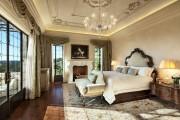 Фото 19 Спальни в классическом стиле (60 фото): роскошь, блеск и комфорт