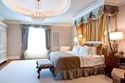 Фото 21 Спальни в классическом стиле (60 фото): роскошь, блеск и комфорт
