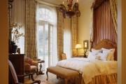 Фото 4 Спальни в классическом стиле (60 фото): роскошь, блеск и комфорт