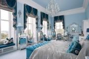 Фото 25 Спальни в классическом стиле (60 фото): роскошь, блеск и комфорт