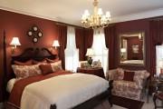 Фото 28 Спальни в классическом стиле (60 фото): роскошь, блеск и комфорт