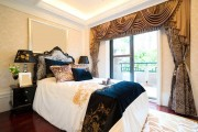 Фото 3 Спальни в классическом стиле (75+ фото): роскошь, блеск и комфорт