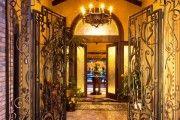Фото 11 Кованые двери (45 фото): изысканность эпохи возрождения и модная тенденция