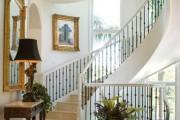 Фото 21 Кованые перила для лестниц (45 фото): мелодия, застывшая в металле