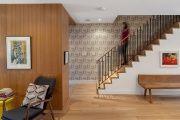 Фото 25 Кованые перила для лестниц (45 фото): мелодия, застывшая в металле