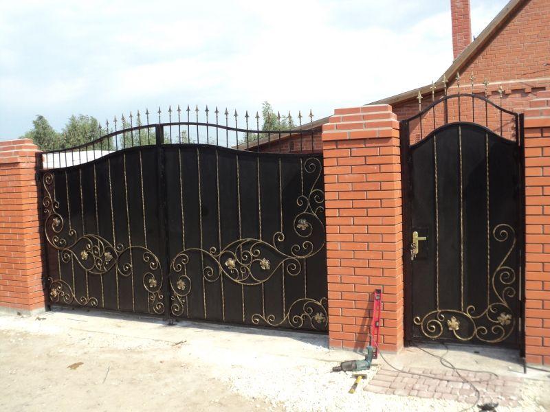 Что такое откатные автоматические ворота