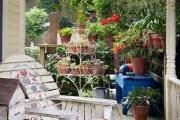Фото 10 Кованые подставки для цветов (47 фото): достойная опора прекрасному