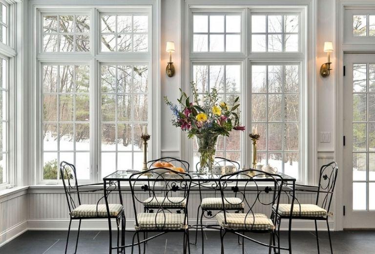 Изящная ажурная мебель подчеркнет стиль и вкус владельцев