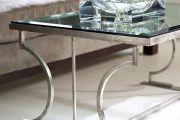 Фото 5 Кованые столы (48 фото): изготовление, эксплуатация, разновидности