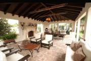 Фото 11 Кованые столы в интерьере (80+ фото): секреты изготовления и ухода за коваными изделиями дома и в саду