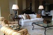 Фото 3 Кованые столы в интерьере (80+ фото): секреты изготовления и ухода за коваными изделиями дома и в саду