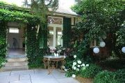 Фото 16 Кованые столы в интерьере (80+ фото): секреты изготовления и ухода за коваными изделиями дома и в саду