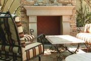 Фото 17 Кованые столы в интерьере (80+ фото): секреты изготовления и ухода за коваными изделиями дома и в саду
