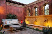 Фото 19 Кованые столы в интерьере (80+ фото): секреты изготовления и ухода за коваными изделиями дома и в саду
