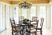 Фото 23 Кованые столы в интерьере (80+ фото): секреты изготовления и ухода за коваными изделиями дома и в саду