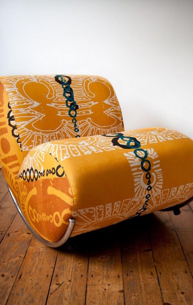 Глубокое и мягкое кресло-качалка не позволит Вам утонуть в повседневных заботах