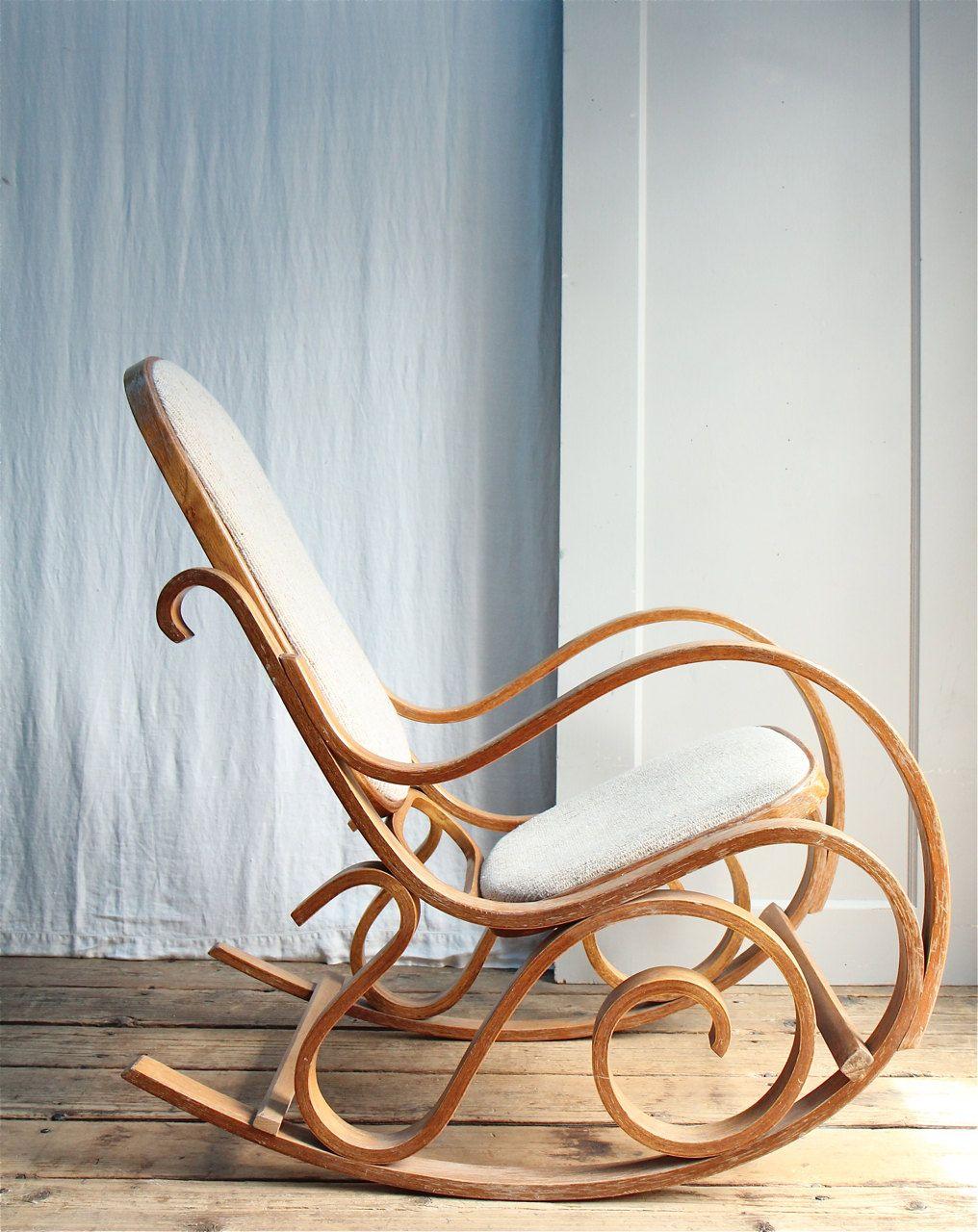 Как сделать кресло-качалка своими рукам 173