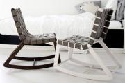 Фото 8 Кресло-качалка своими руками (44 фото): чертежи, варианты, советы