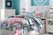 Фото 3 Самый комфортный тренд сезона (70 фото): двуспальные кровати с мягким изголовьем